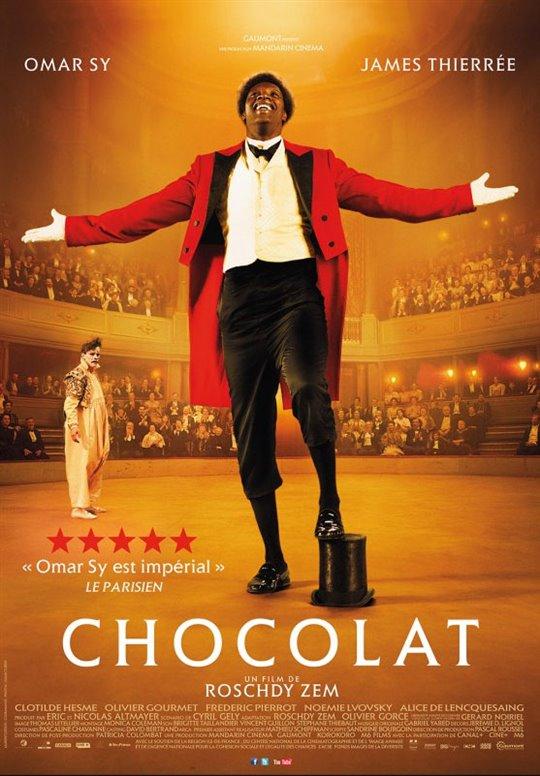 Chocolat Large Poster