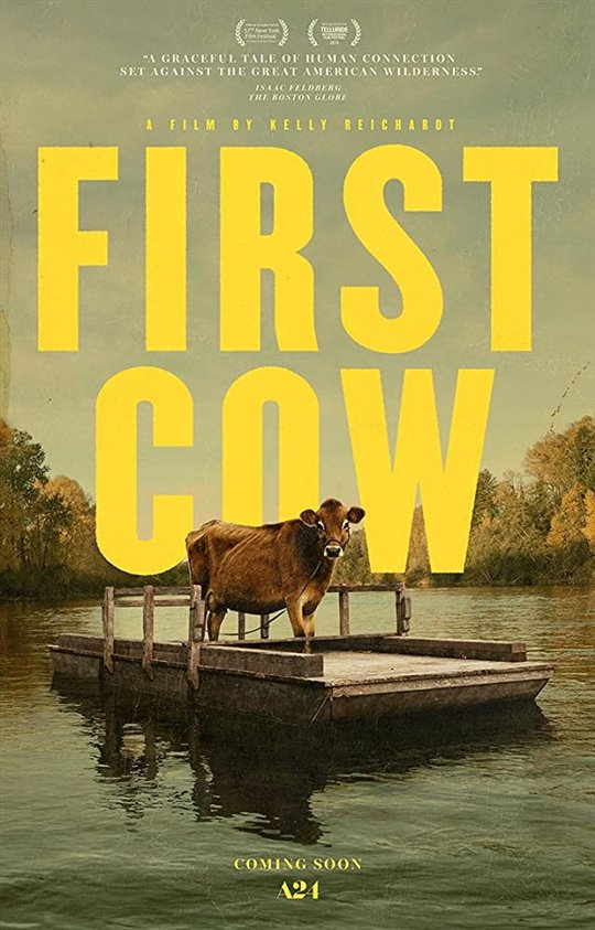 Cinematheque at Home: First Cow Large Poster