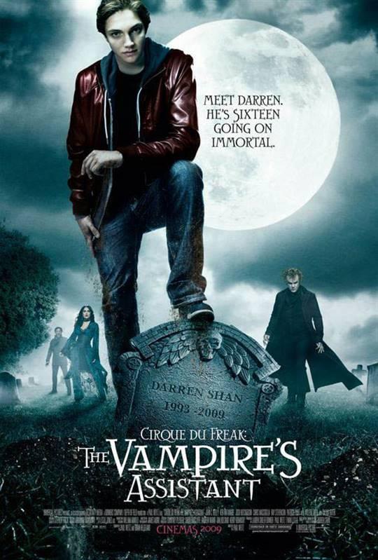 Cirque Du Freak: The Vampire's Assistant Large Poster