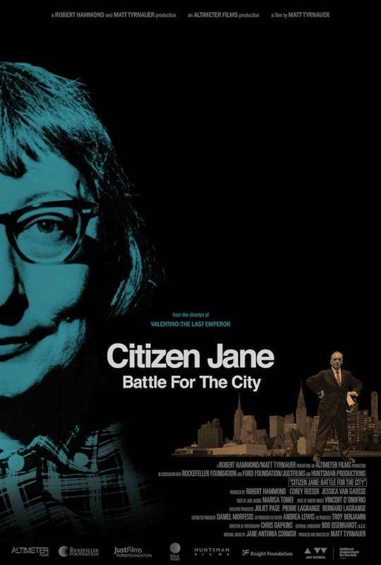 Citizen Jane: Battle for the City Large Poster