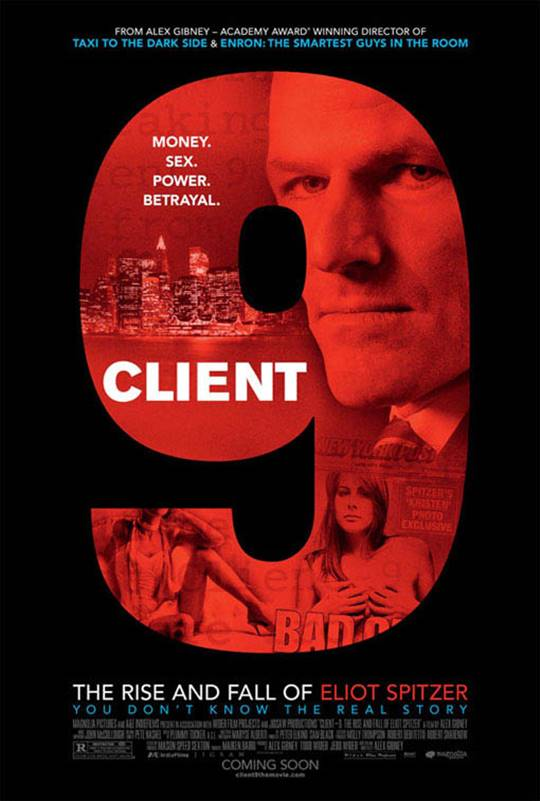Client 9: The Rise and Fall of Eliot Spitzer Large Poster