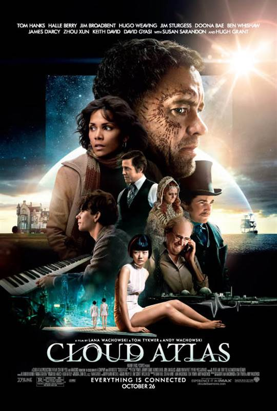Cloud Atlas Large Poster