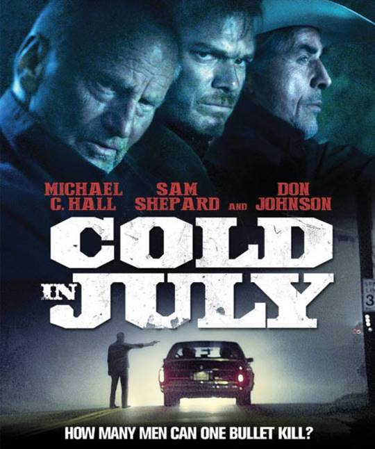 Cold in July Large Poster