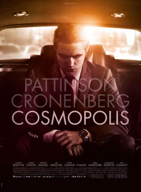 Cosmopolis Large Poster