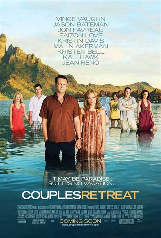 Couples Retreat Large Poster