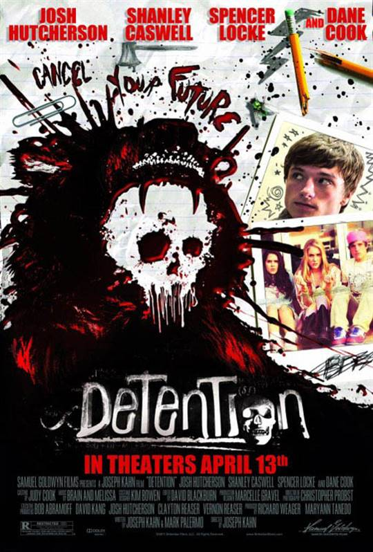 Detention Large Poster