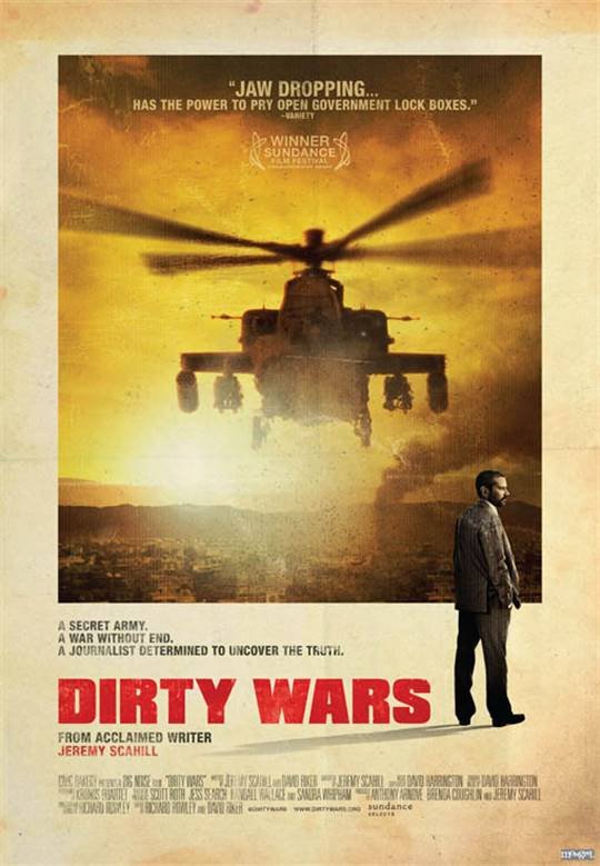 Dirty Wars Large Poster