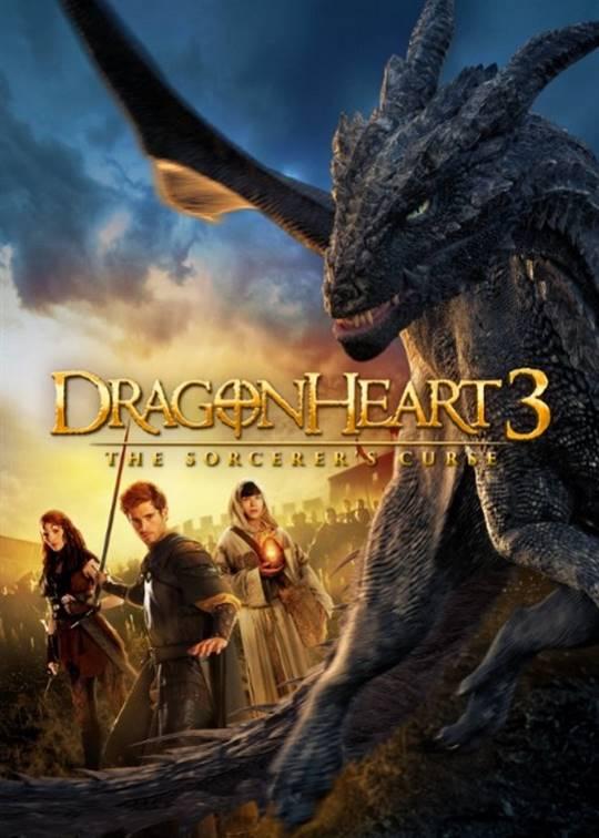 Dragonheart 3: The Sorcerer's Curse Large Poster