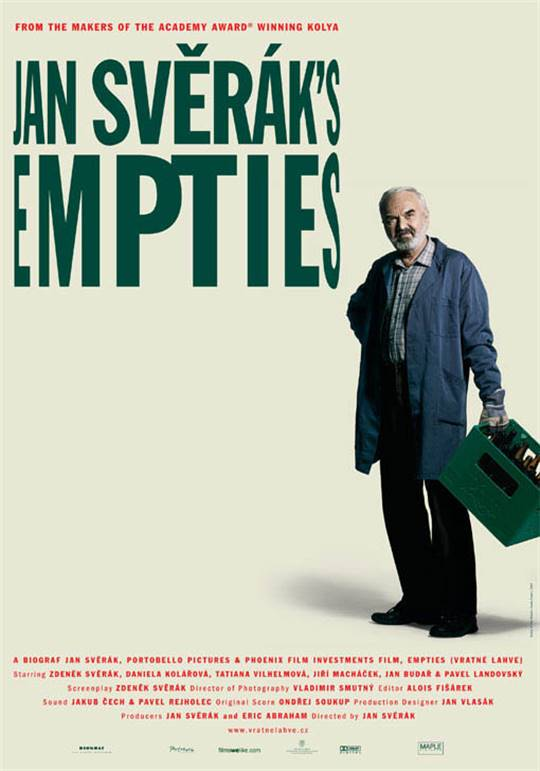 Empties Large Poster