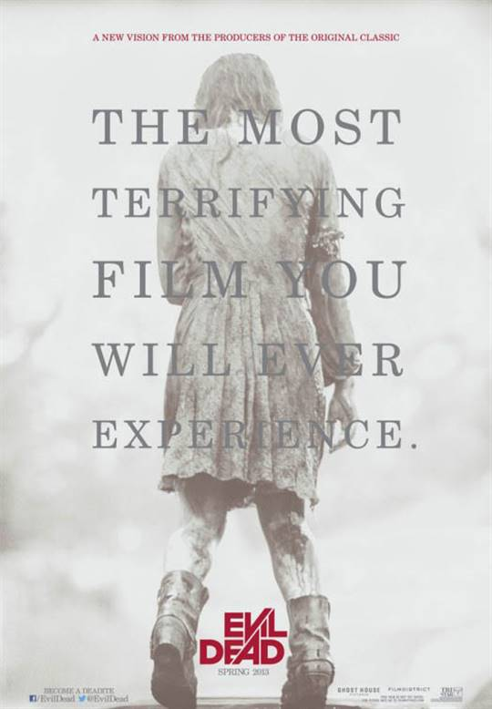 Evil Dead Large Poster