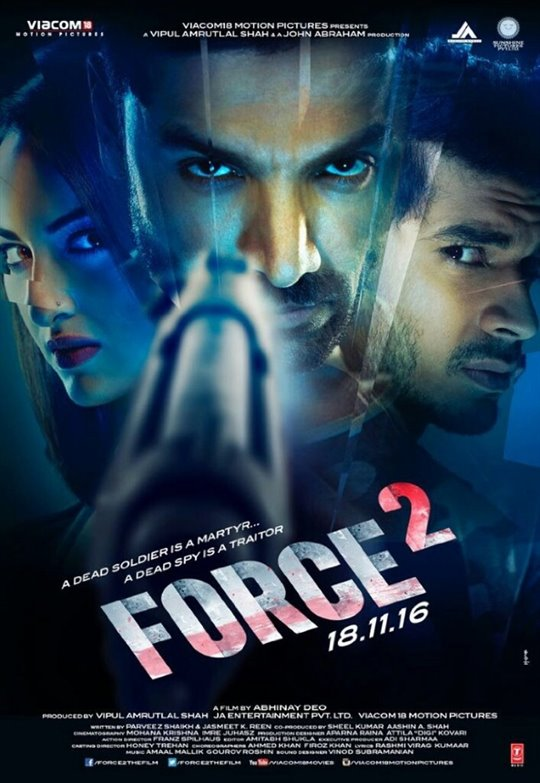 Force 2 Large Poster
