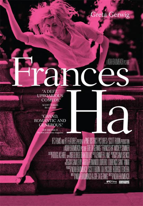 Frances Ha Large Poster