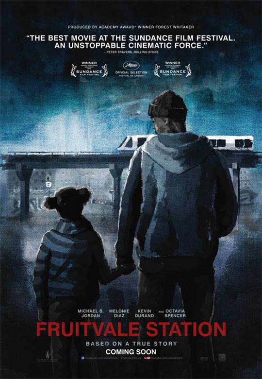 Fruitvale Station Large Poster
