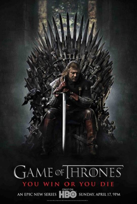 Game of Thrones: The Complete First Season Large Poster