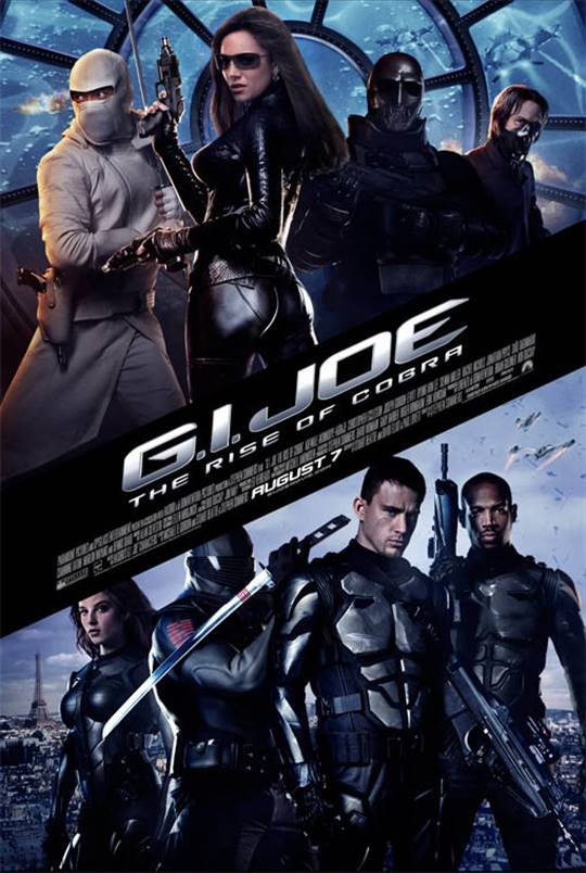 G.I. Joe: The Rise of Cobra Large Poster