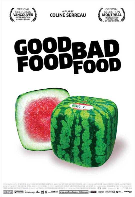 Good Food, Bad Food Large Poster