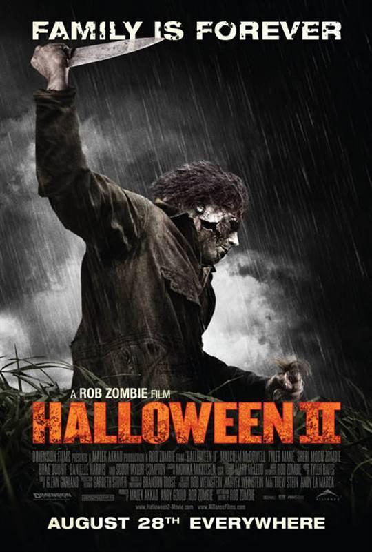 Halloween II Large Poster