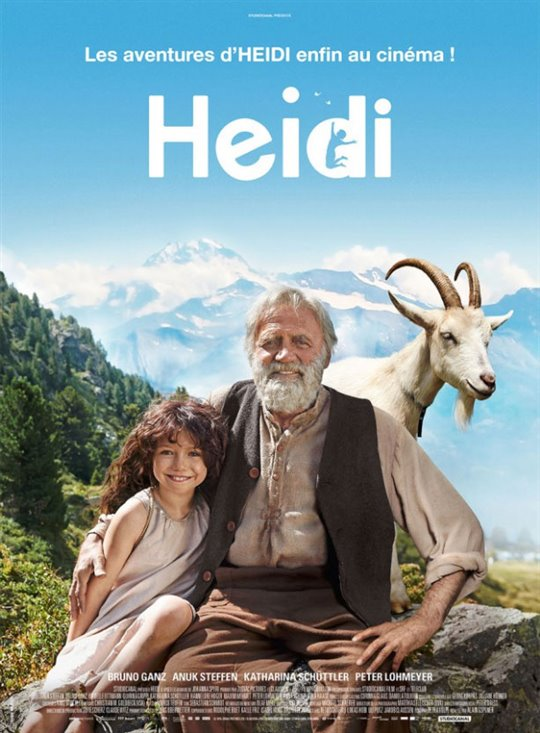 Heidi Large Poster
