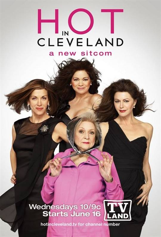 Hot in Cleveland: Season Two Large Poster