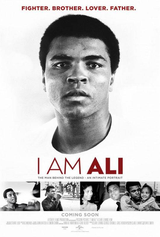 I Am Ali Large Poster