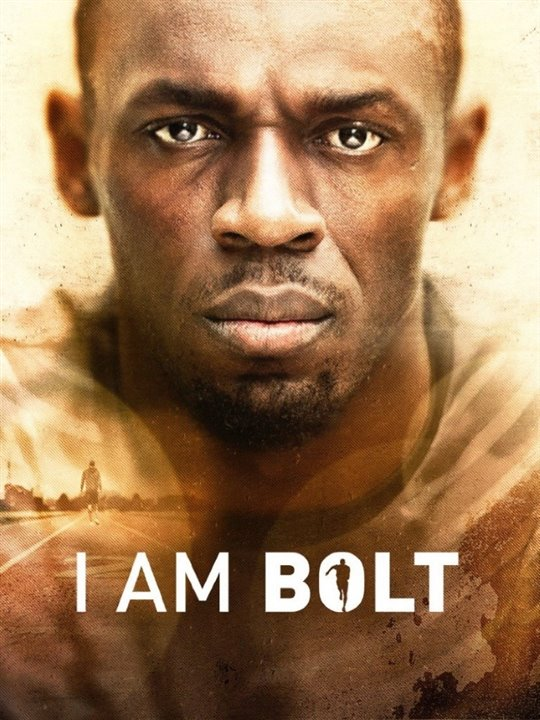 I Am Bolt Large Poster