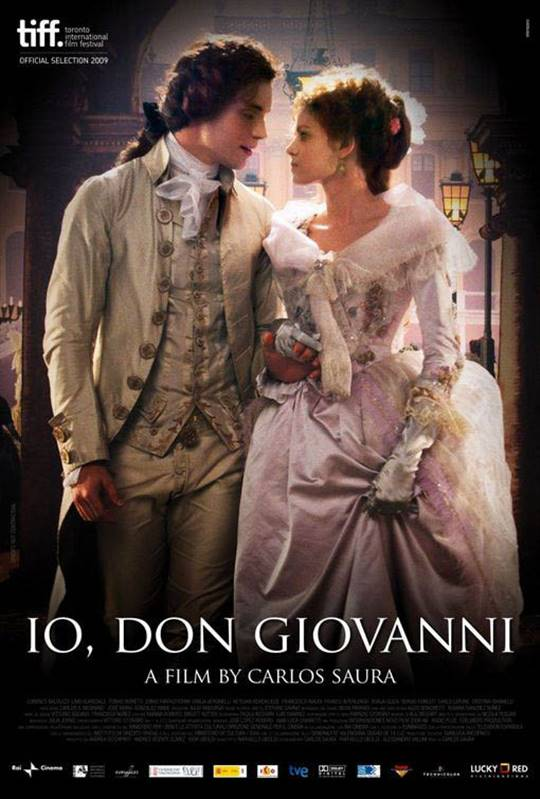 I, Don Giovanni Large Poster