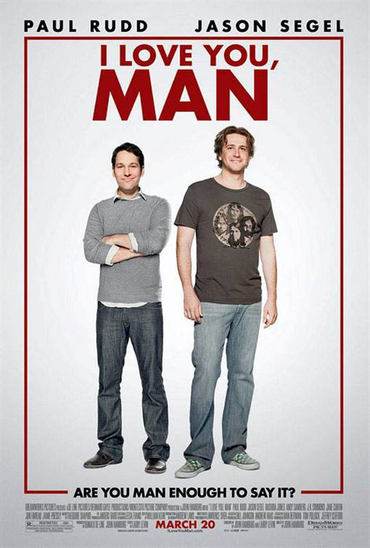 I Love You, Man Large Poster