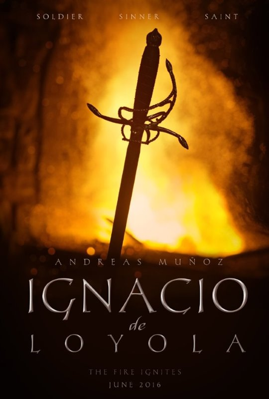Ignacio de Loyola Large Poster