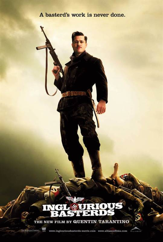 Inglourious Basterds Large Poster