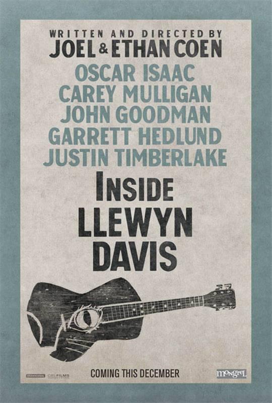 Inside Llewyn Davis Large Poster