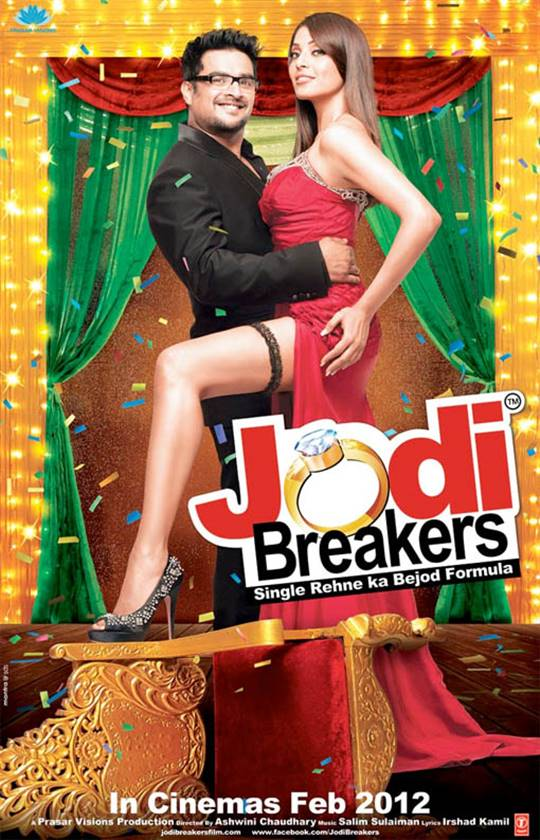 Jodi Breakers Large Poster