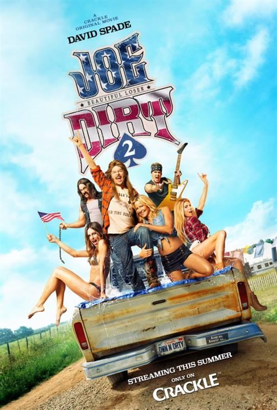 Joe Dirt 2: Beautiful Loser Large Poster