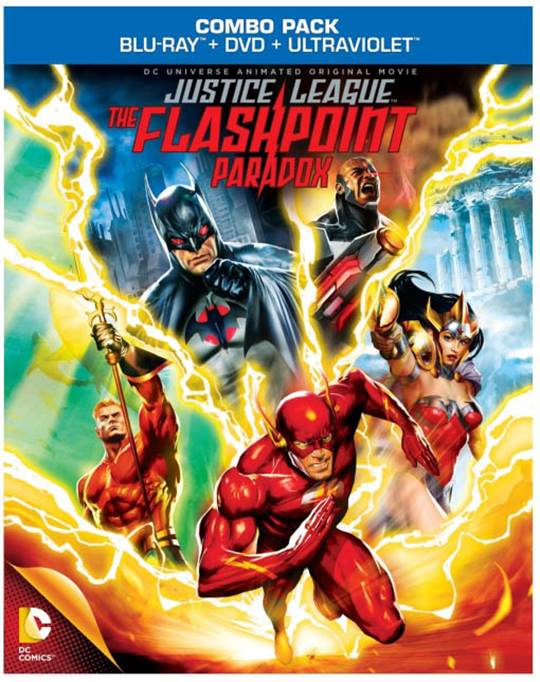 Justice League: The Flashpoint Paradox  Large Poster