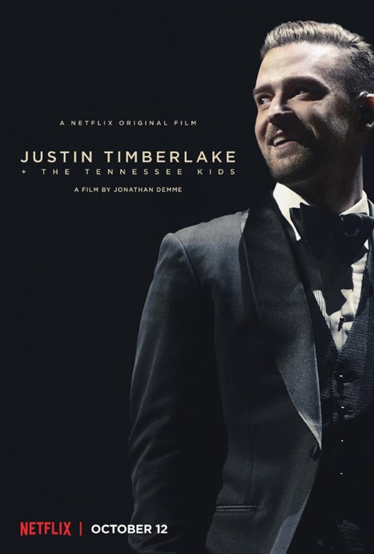 Justin Timberlake + The Tennessee Kids (Netflix) Large Poster