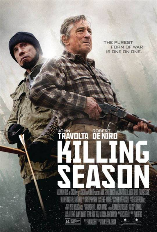 Killing Season Large Poster