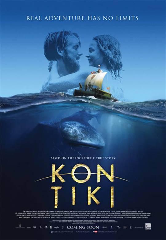 Kon-Tiki Large Poster