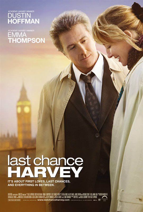 Last Chance Harvey Large Poster