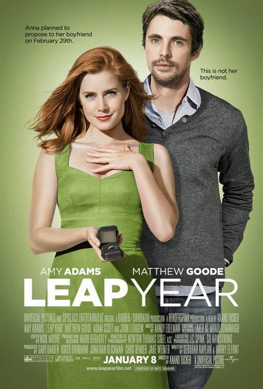 Leap Year  Large Poster