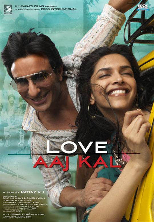 Love Aaj Kal Large Poster