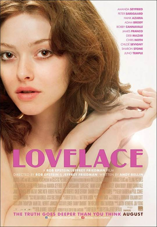 Lovelace Large Poster