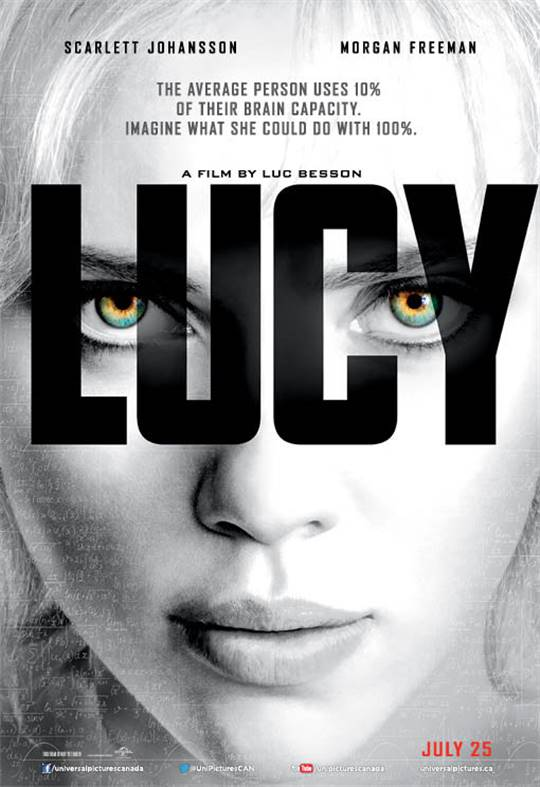 Lucy Large Poster