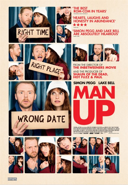 Man Up Large Poster