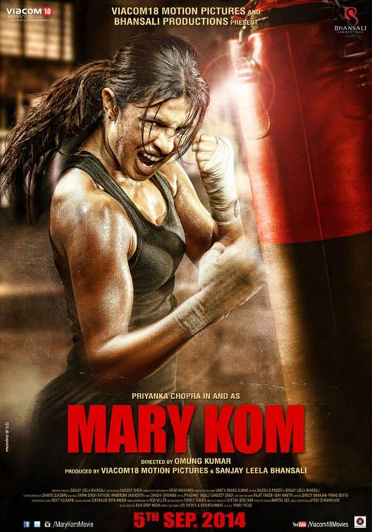 Mary Kom Large Poster