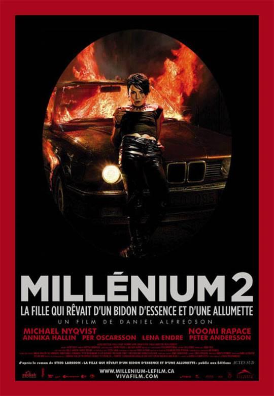 Millenium 2 Large Poster
