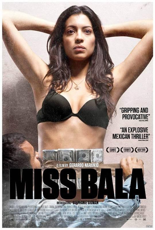 Miss Bala (2012) Large Poster
