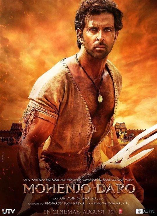 Mohenjo Daro Large Poster