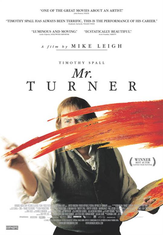 Mr. Turner Large Poster