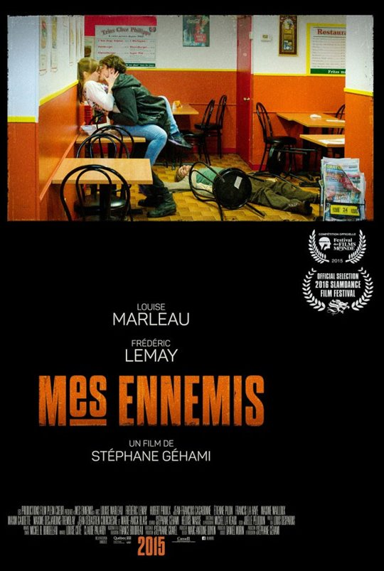 My Enemies Large Poster