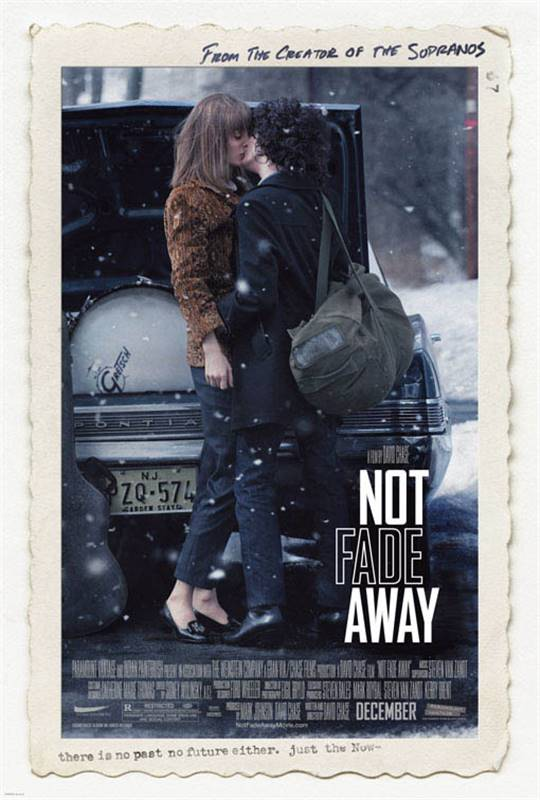 Not Fade Away Large Poster