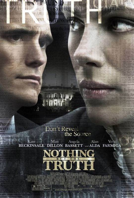 Nothing But the Truth Large Poster